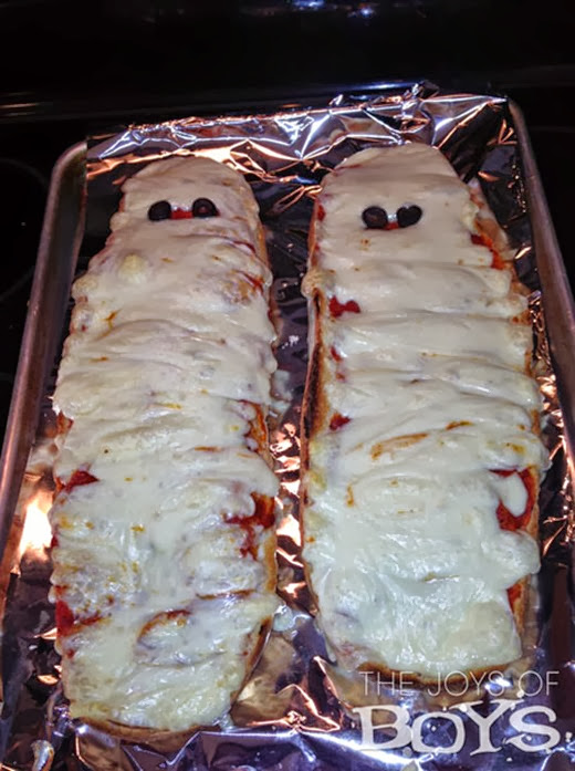 Mummy-Pizza