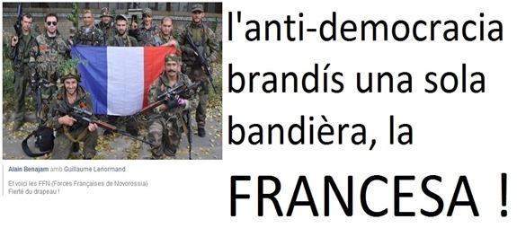 Extrèma-dreita francesa s'afica dins la guèrra russa en Ucraïna 1
