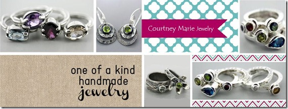 Courtney marie jewelry logo