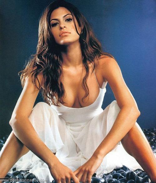 eva mendes linda sensual sexy sedutora photoshoot desbaratinando  (56)