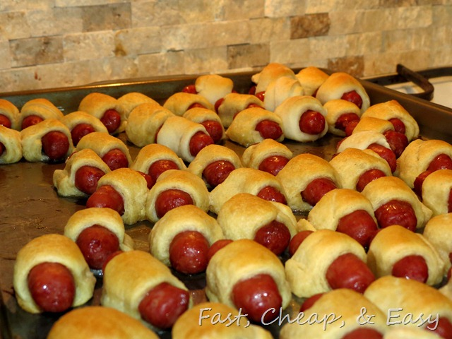 pigs in a blanket fast cheap and easy 1