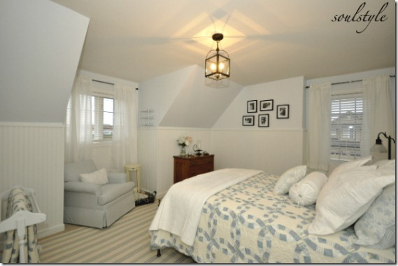 friday feature--cape cod style bedroom makeover