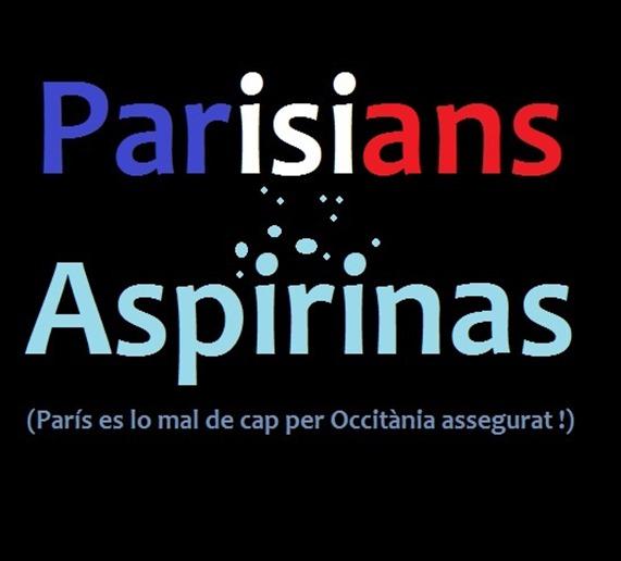 Aspirinas Parisians
