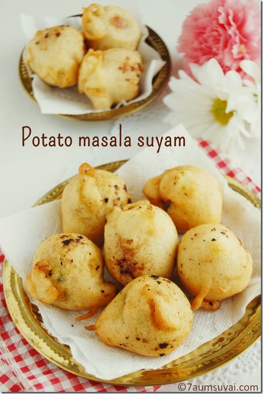 Potato masala suyam