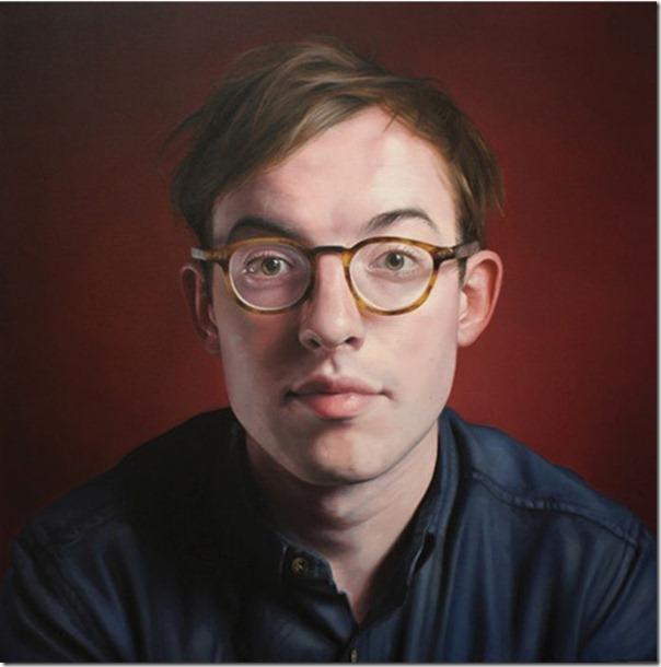Pinturas realistas por Joe Simpson (6)