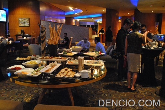 Pan Pacific Manila 360 Cocktail Buffet 34