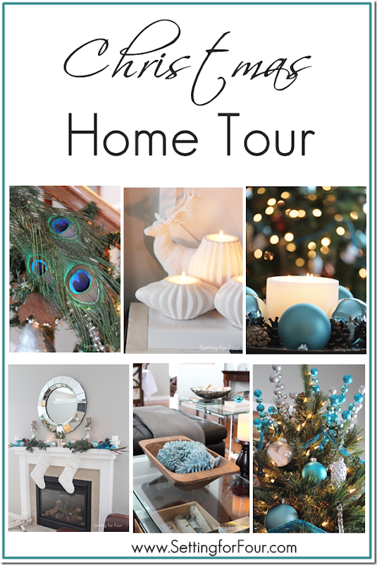 Welcome to myChristmas Home Tour at Setting for Four