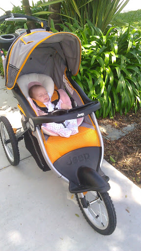 jeep® overland limited jogging stroller review and giveaway - a