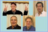 October 01: Larry Samuels, Marty Singer, Stan Weiss, Jack Eng