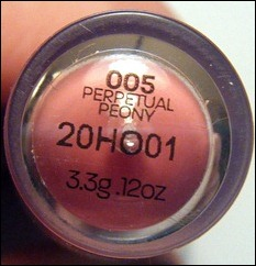 Maybelline Perpetual Peony 14 HR Lipstick