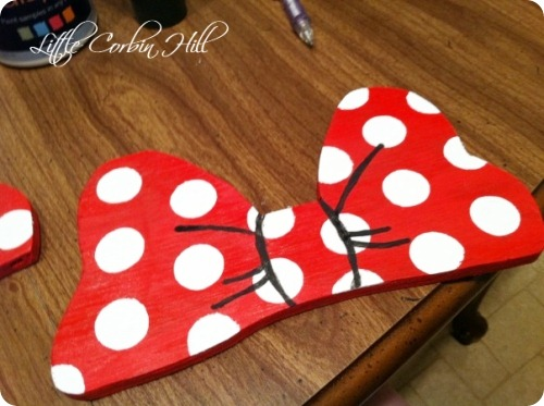 minnie mouse bow 2