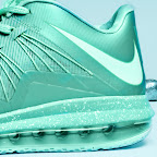 nike lebron 10 low gr green white 2 07 easter LEBRON X LOW, KOBE 8 and KD V   Nike Easter Collection
