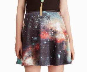 Supernova Twirl Skirt from ModCloth