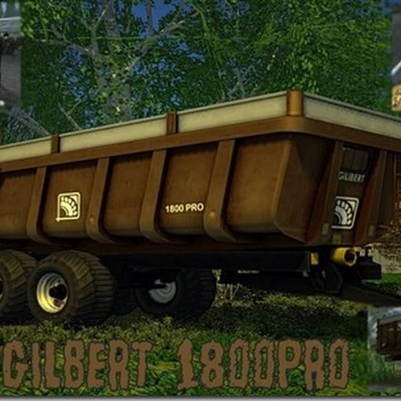 Farming simulator 2013 - Gilbert1800 Multifruit v 2