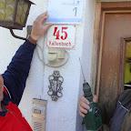 2013 » Hausnummern & Straßenschilder