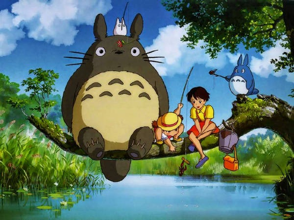 2- O Studio Ghibli