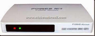 MEGABOX POWERNET 100 PLANTINUM HD