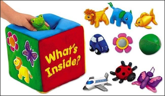 Κοβάλτιο και άλλα επικίνδυνα χημικά σε παιδικά παιχνίδια