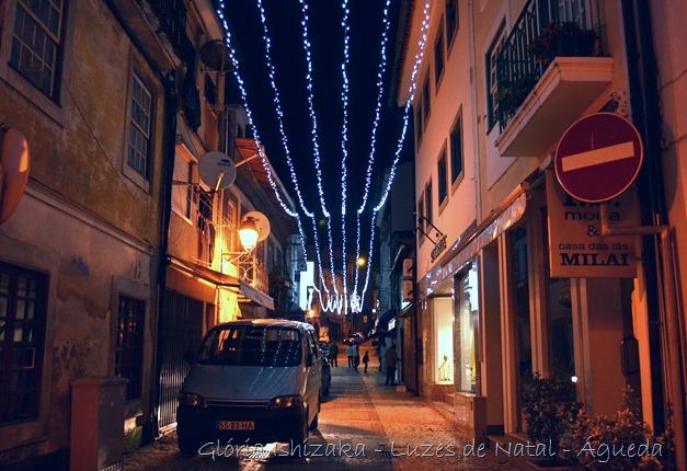 Glória Ishizaka - Luzes de  Natal - Águeda 9 rua jose maria veloso professor e poeta