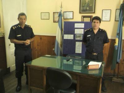policía distrital chacabuco detenido junín 2013