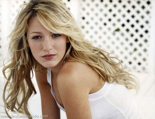 Blake Lively linda sensual Serena van der Woodsen sexy desbaratinando  (82)