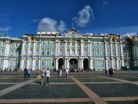 Muzeul Ermitaj din Rusia