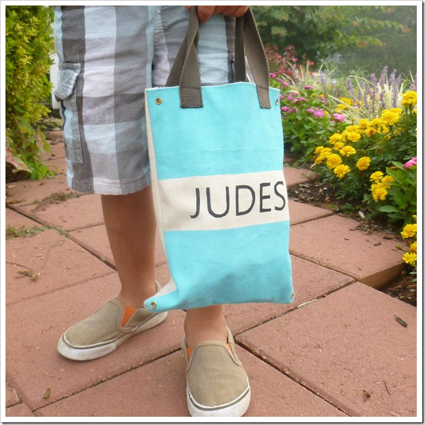 TOMS inspired bag