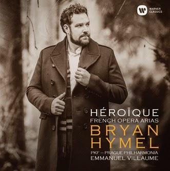 CD REVIEW: HÉROÏQUE - FRENCH OPERA ARIAS (Warner Classics 0825646179503)