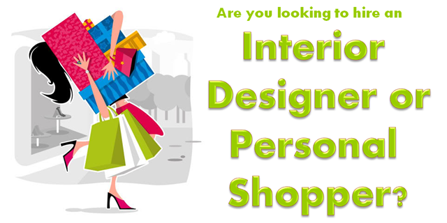 Interior Designers Vs. Personal Shoppers | Atlanta Interior