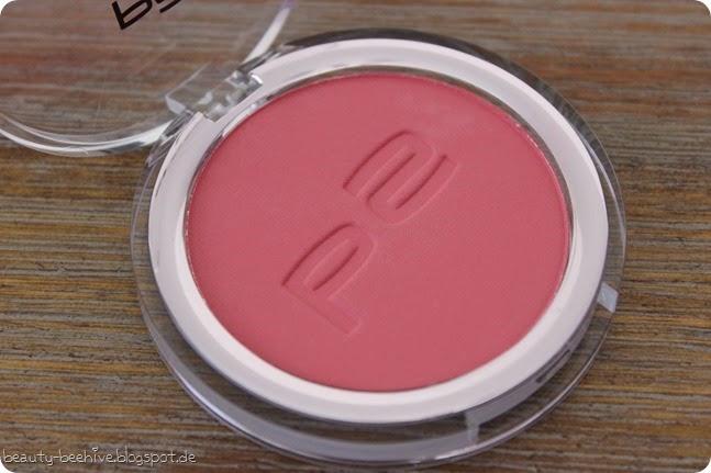 p2 Neues Sortiment Frühjahr 2015 Haul Einkauf Shopping Ausbeute  Glow Touch Blush Touch of Hibiscus