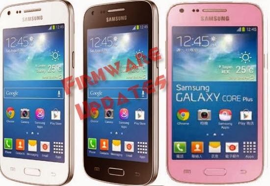 Galaxy-Core-Plus-Firmware-Updates