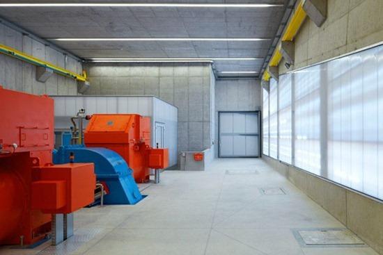 Hidroelétrica subterrânea 07