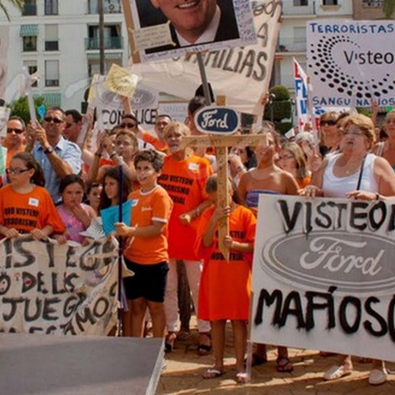 Día Internacional de Lucha contra Ford-Visteon