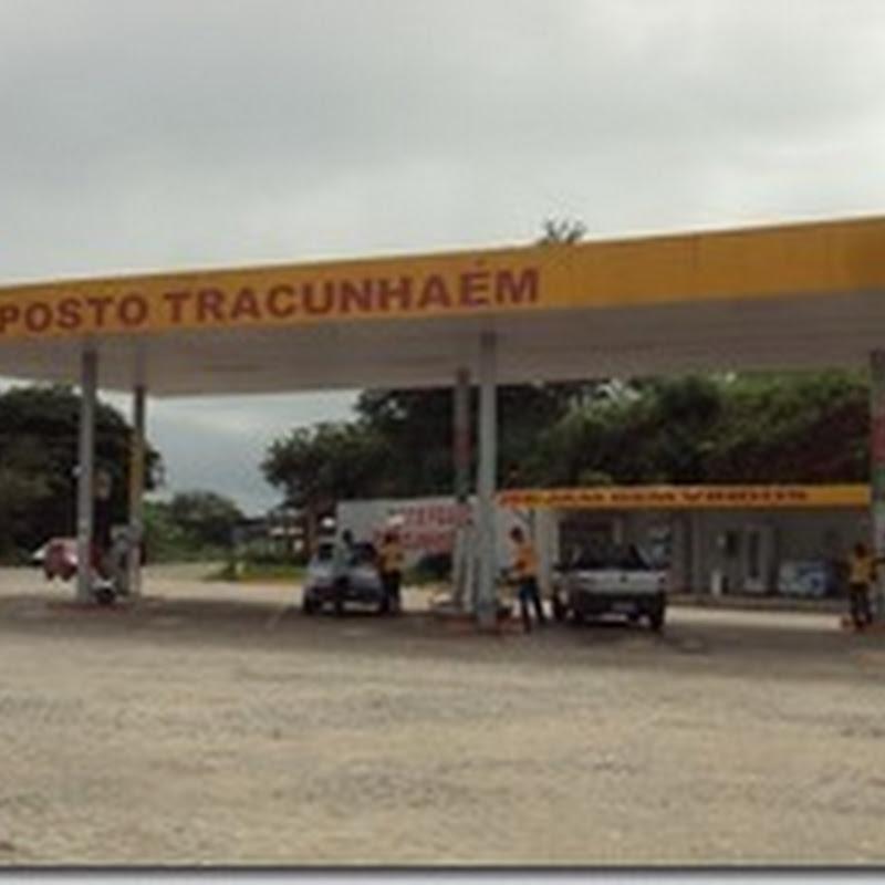 Posto de combustível é assaltado em Tracunhaém e gerente sofre agressão