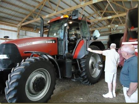 Aidan tractor