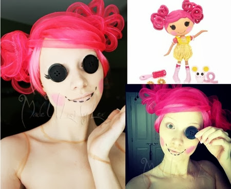 Lalaloopsy Make Up by Alexys F