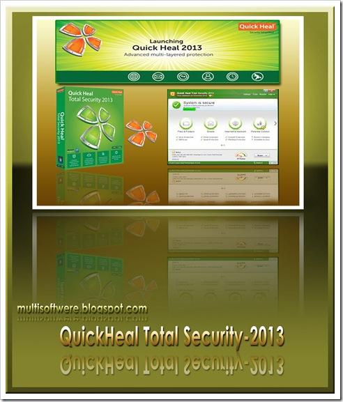 quick heal 2013
