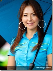 Paddock Girls Grand Prix of Japan 02 October 2011 Motegi Japan (15)