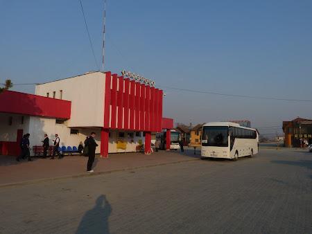 Transport Romania: autogara Alba Iulia