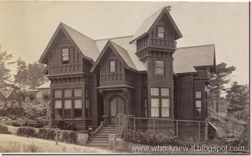 Ferdinand Gunzendorfer House Pacific Grove