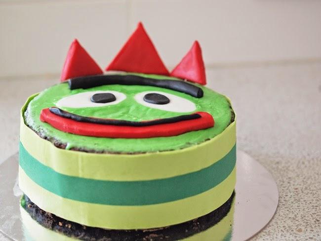 virtù - brobee cake