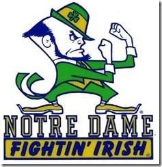 2011 Notre Dame Mascot