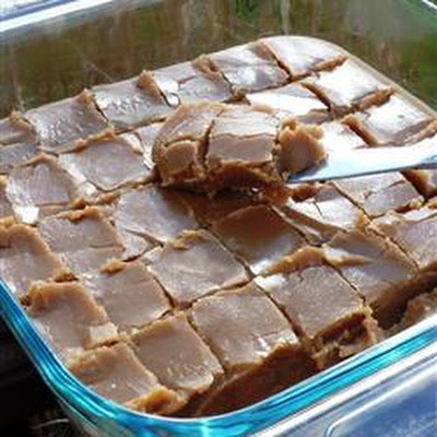 Gramma's Easy Peanut Butter Fudge