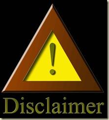 Disclaimer-1