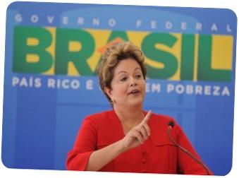 Dilma Roussef - Foto Antonio Cruz