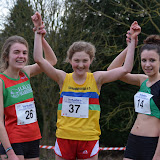 FU17 Yorkshire XC 2013 champs