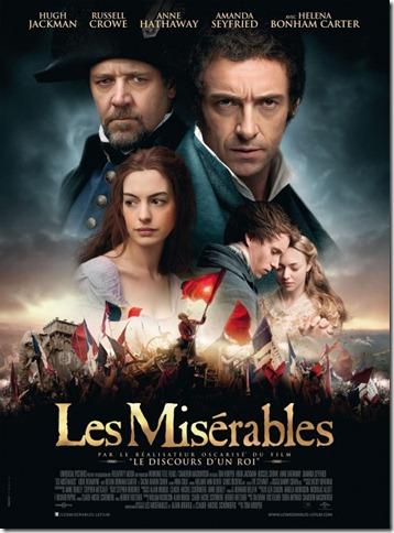 Les Miserables – Canto di Rivolta