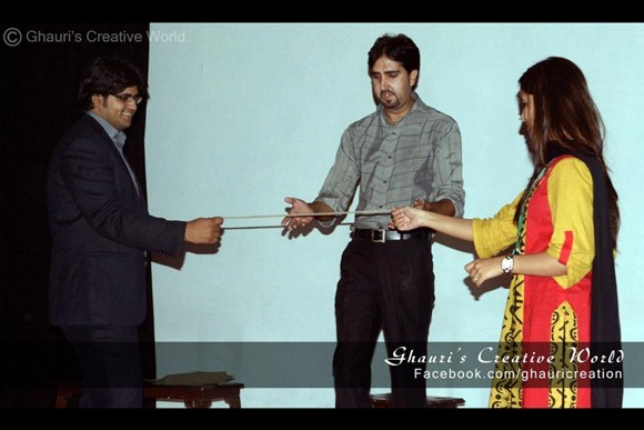 illusionist Afzal Afridi
