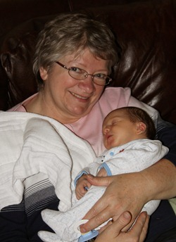 Grandma Visiting - Oct 2011 (14)