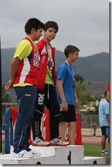 podio oro rafi